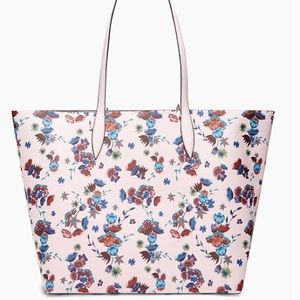 Rebecca Minkoff Heather Large Tote, Floral Pink